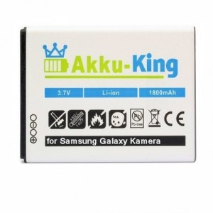 Akku-King Akku Samsung Galaxy Kamera
