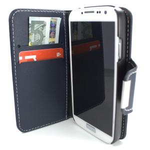 Samsung Galaxy S4 i9500-i9505 Akku und Case in Kombination