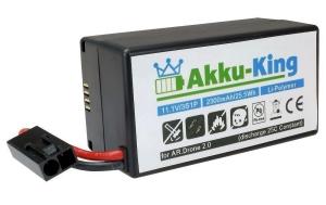 Akku-King Akku ARDrone 2.0 mit 2300mAh